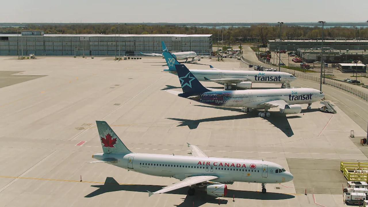 Ottawa débloquera 740millions$ pour aider les aéroports du pays