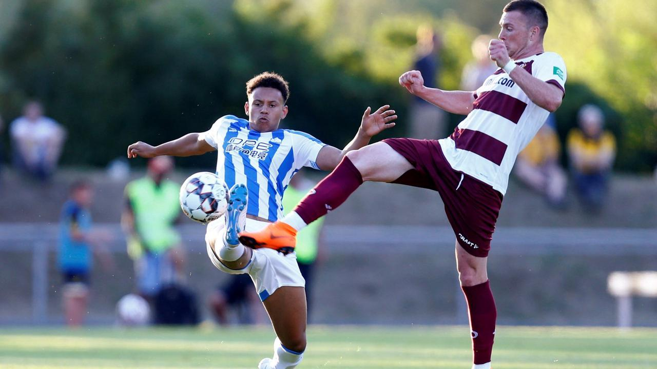 Huddersfield Town and Rotherham United conclude deal for 22-year-old