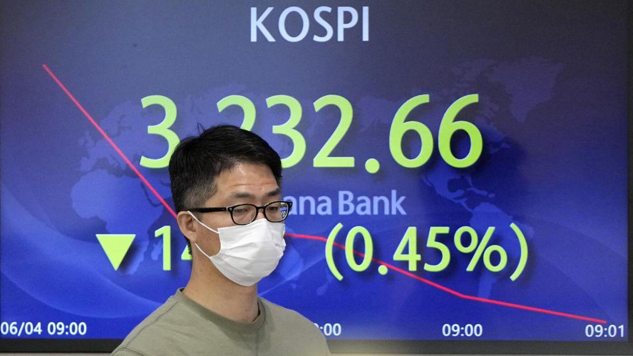European stocks slip, Wall Street set to open slightly higher