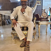 Take a look at what Dino Melaye posted on Instagram this evening that got Nigerians talking.