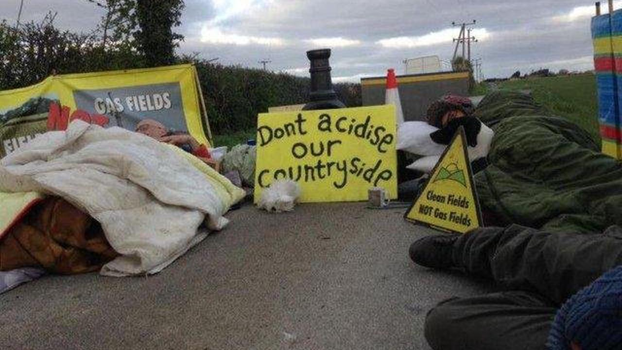 Plans submitted for six more oil and gas wells to Yorkshire council months after it declares a climate emergency