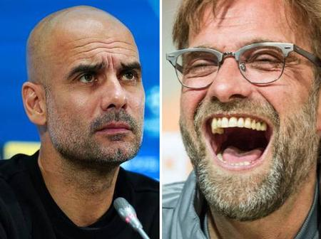 Man City's Statistics This Season Is A Good News For Liverpool And Other Title Contenders