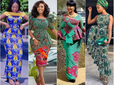 Gorgeous Ankara Gown Styles Suitable For Church