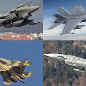 Un pays Africain possédant l'un des avions de chasse les plus puissants du monde