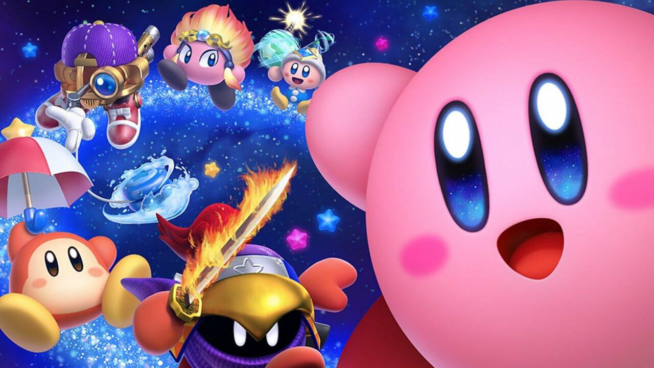 New Kirby Games Teased For 2021 By HAL Laboratory