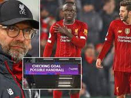 Check Out What Jurgen Klopp Had To Say About VAR Decisions Against Liverpool