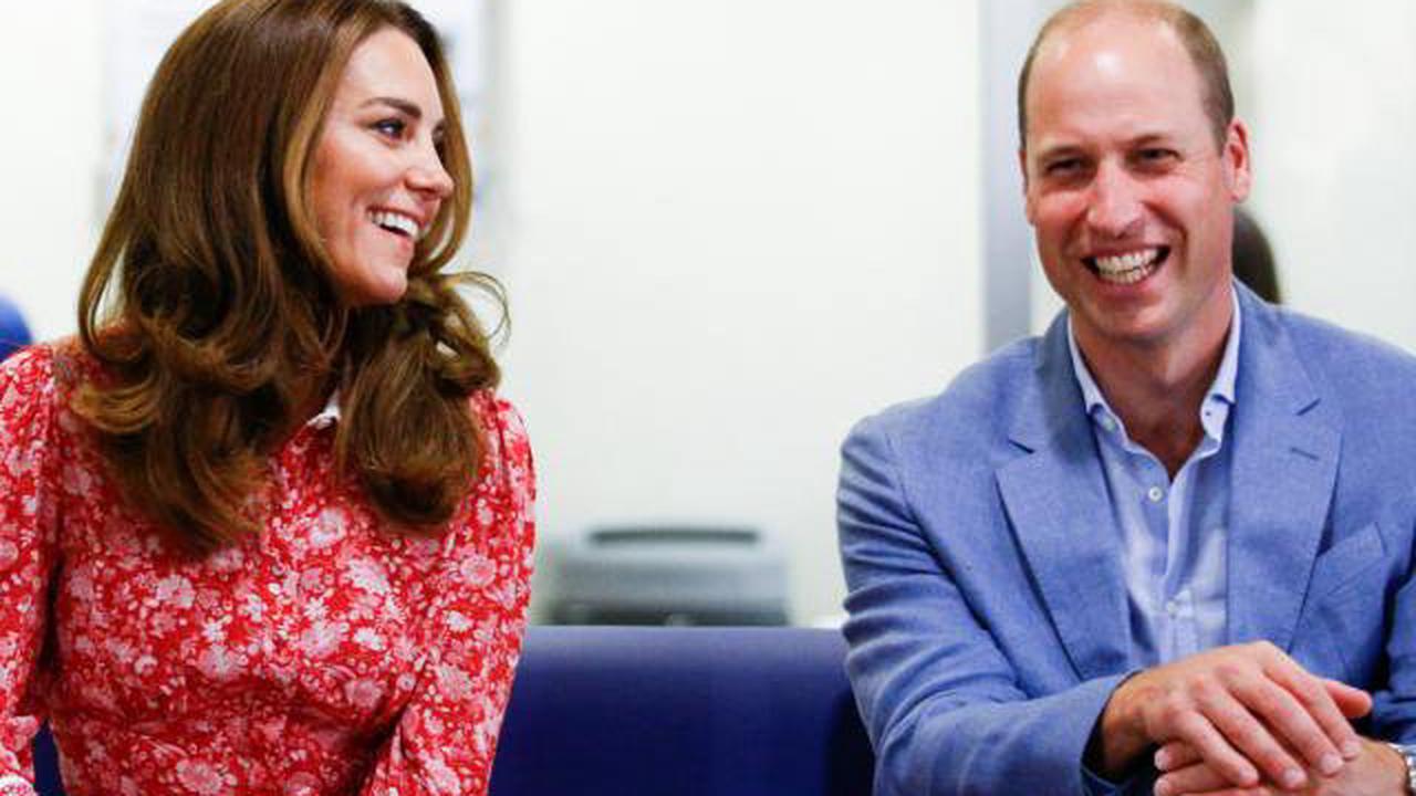 Herzogin Kate: SO hat man sie selten mit Prinz William gesehen