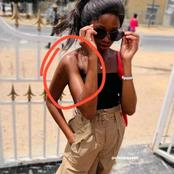 Meet the girl with 3 hands, people call her the spider woman. See more below (pictures)