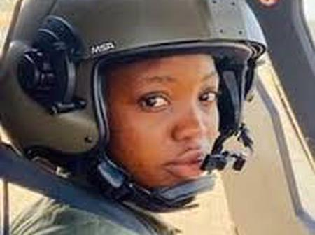 Nigerian Air force honours late flying officer Tolulope Arotile