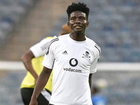 Austin Muwowo's Agent has Sent Him a Message during his Hard times at Pirates!