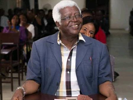 Nollywood Veteran Actor, Chief Bruno Iwuoha Is Dead