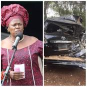 Just In :Bungoma Women Rep Involved In a Deadly Road Accident 7 Others Hospitaled
