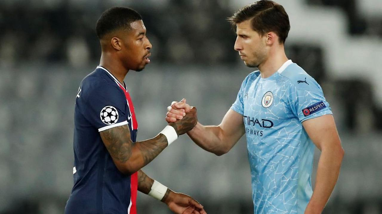 PSG 1-2 Manchester City: Ruben Dias' highlights show how he pocketed Mbappe  - Opera News