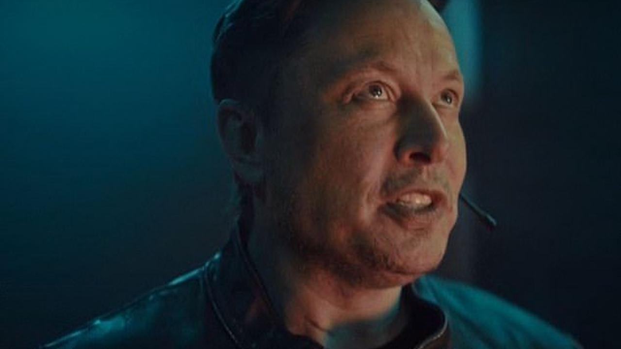 Elon Musk who wants to send a rocket to Mars by 2026 plays himself as the Space X founder directs SNL's Pete Davidson to 'save' the inhabitants of a newly formed colony