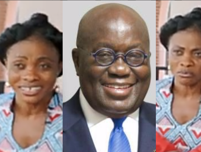 53922911555193a6ced32ba840d6f5b0?quality=uhq&resize=720 - I was The Prophetess Behind Akufo-Addo's Win In 2016 And He Will Win Again - Diana Asamoah Prophesies