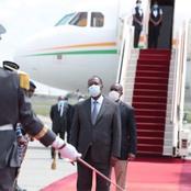 Ouattara en France : C'est son 232è voyage en tant que président