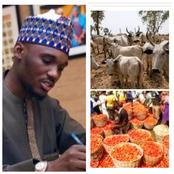 Why Is The President And Senate Silent Over The Food Blockage From The North? - Bello Shagari