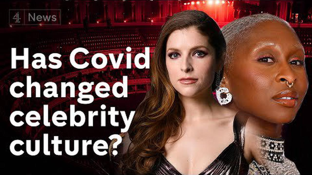 Has Covid changed the 'cult of celebrity'?