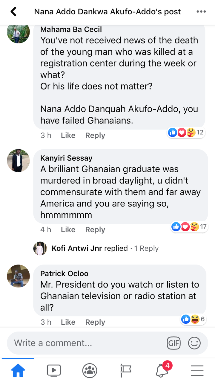 539d2f1ca12cce7b993b545798e3cd16?quality=uhq&resize=720 - Nana Addo Roasted For Ignoring Policeman Who Drown In Oda But Sent Condolence To John Lewis' Family