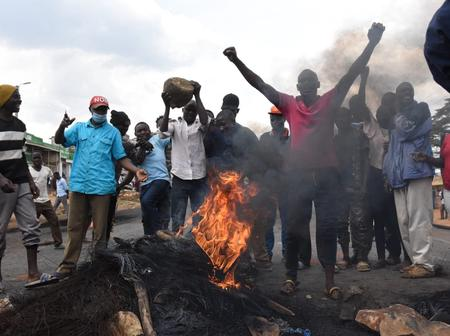 'Boy Child Under Siege' Residents Protest Over Increased Cases Of Sexual Abuse Against Young Boys