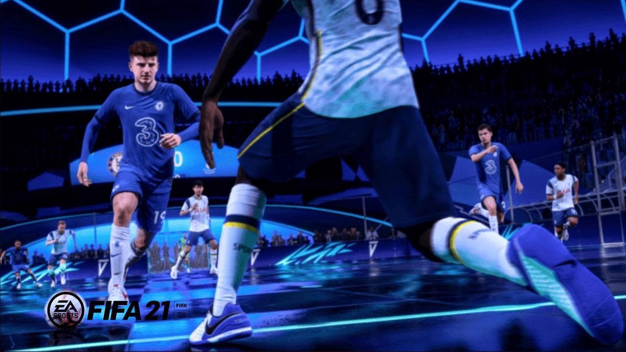 FIFA 21 en dit plus sur son mode carrière