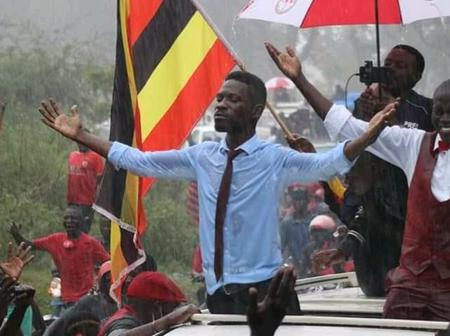 What Bobi Wine Supporters Said After Museveni's Vice President Losing Seat