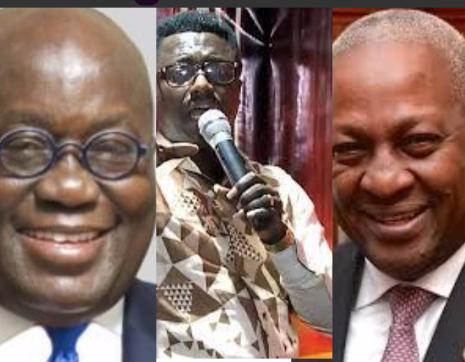 53aa48e9e4278635aeaf07a61643033a?quality=uhq&resize=720 - I Am Not For Any Party, Nana Addo And John Mahama Had All Visited Me In My House - Prophet 1 Reveals