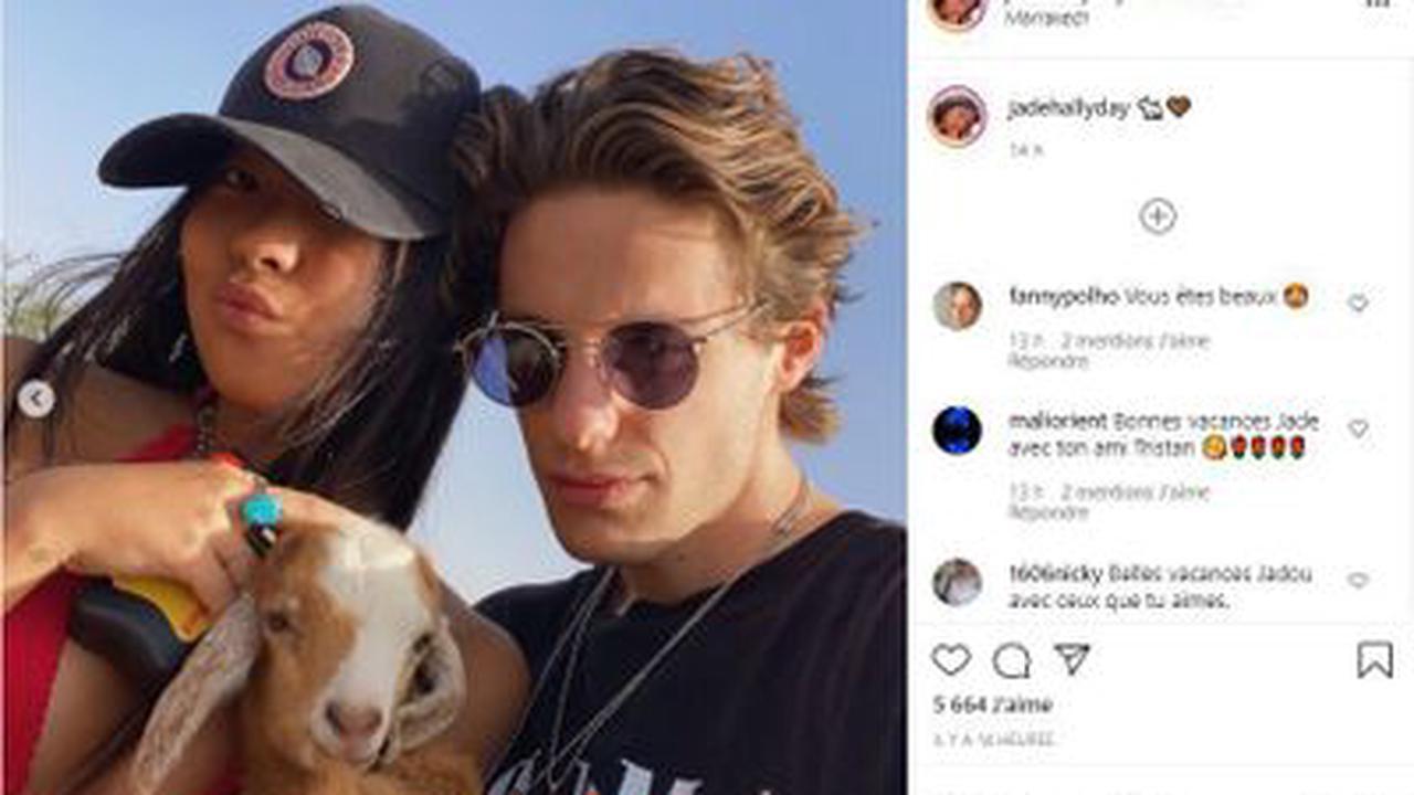 Jade Hallyday toujours plus proche de son BFF : elle partage de nouveaux clichés depuis Marrakech