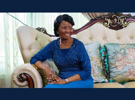 Faith Oyedepo Reveals Why A Christian Should Dress Well, Behave Well And Talk Well