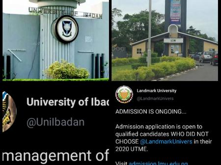 Special Information To Take Note By Students Of UI, OAU & Other Universities