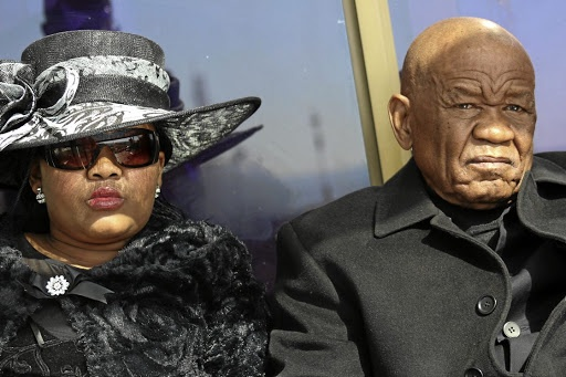 """Lesotho's First Lady Turns Herself In For Questioning Over Murder"""""""