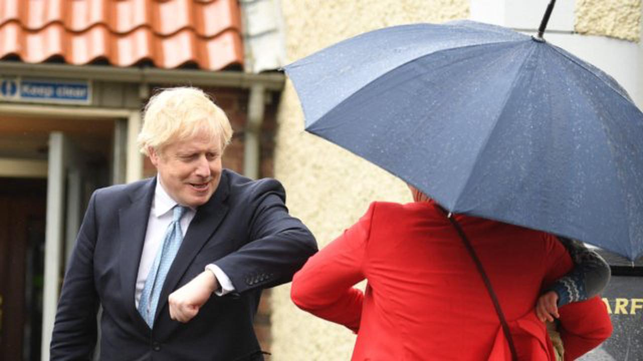 England's electoral map turns blue as Tories pick up 13 councils, while Labour wins mayors