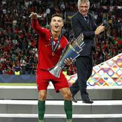 Fernando Santos: The Selection Of Portugal Is Cristiano Ronaldo And 10 Other Players