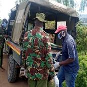Man Slaughters a 2-Year-Old Child In Elgeyo Marakwet