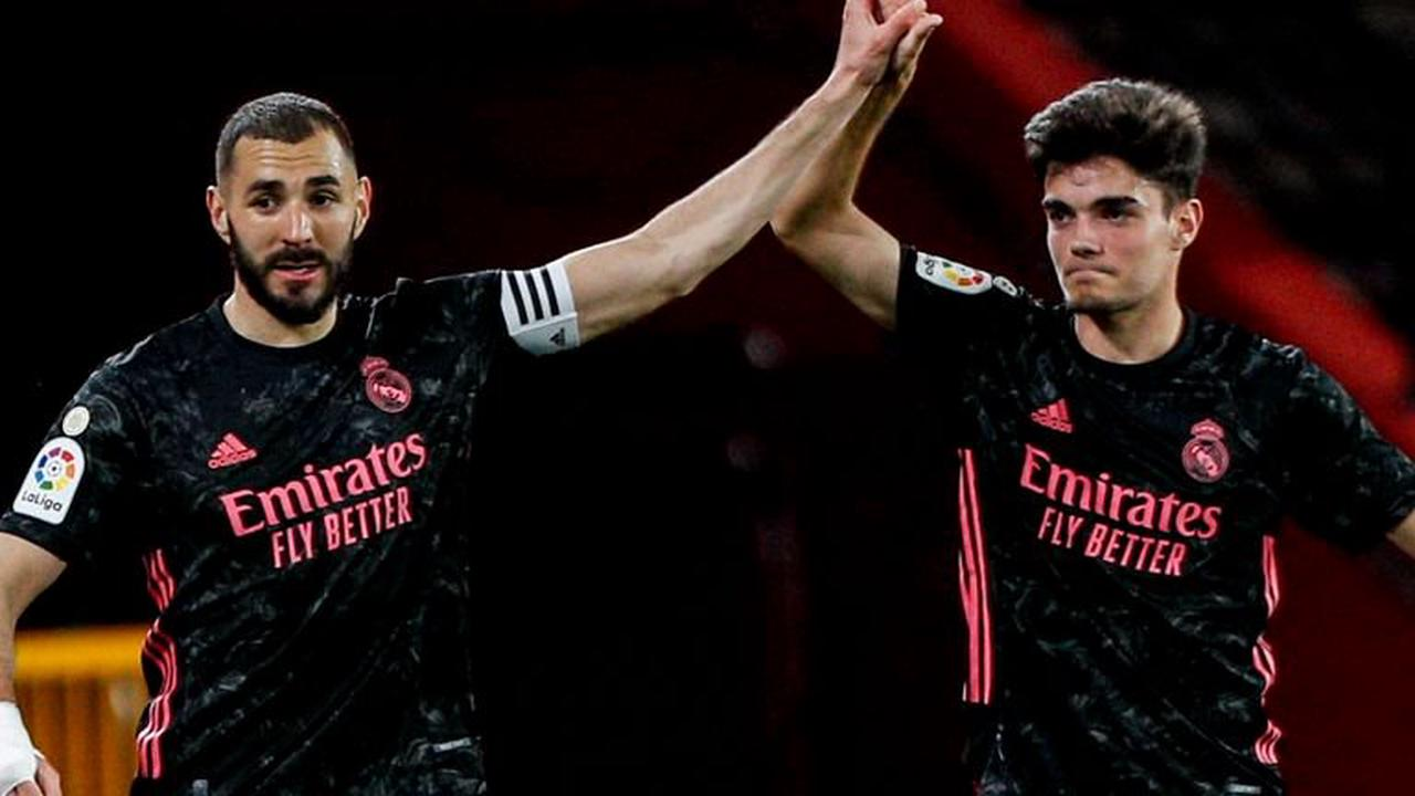 Granada 1-4 Real Madrid: La Liga title race heats up after Real win