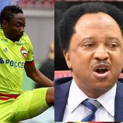 Read What Senator Shehu Sani Said About Ahmed Musa's Return To Kano Pillars