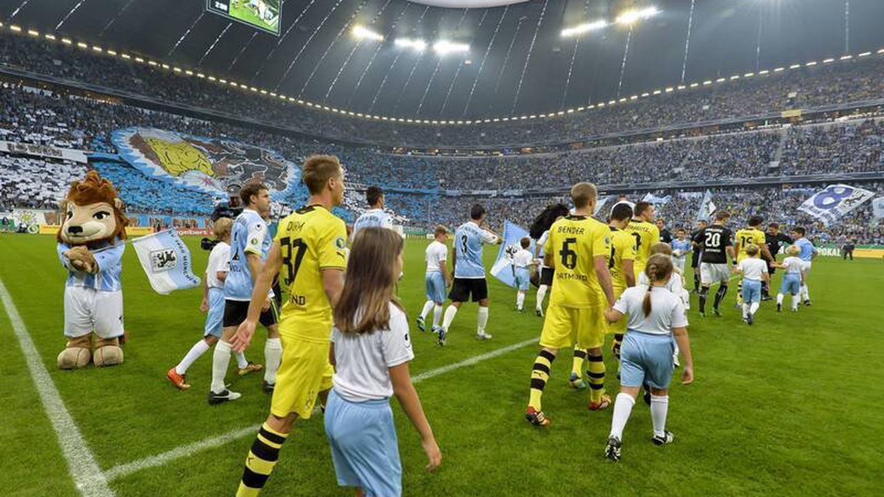 Heute vor acht Jahren: Großer Kampf vor 71.000 Fans in der Arena - 1860 verliert mit 0:2 gegen den BVB