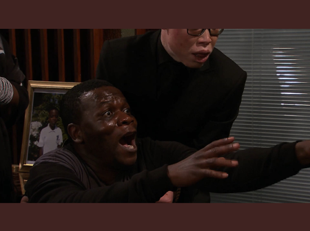 Mzanzi gave KK Mulaudzi some credit after yesterday's episode on Muvhango