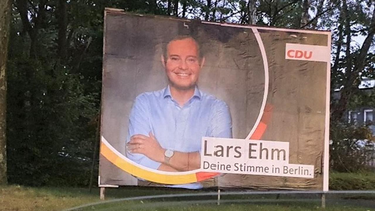 DZ+ CDU-Kandidat für Haltern warb in Dorsten um Stimmen