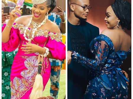 40+Exclusive Traditional Wedding Attire Styles for Both Bride and Groom