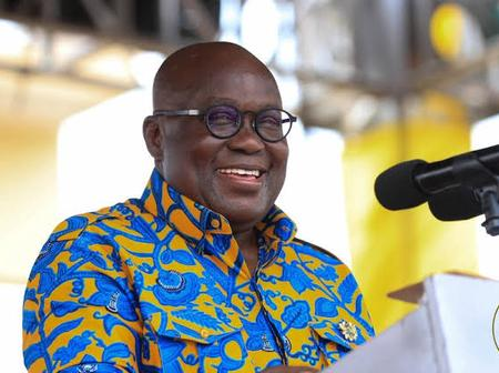 "President Akufo-Addo Drops Another Good News For All ""MoMo"" Users In Ghana"