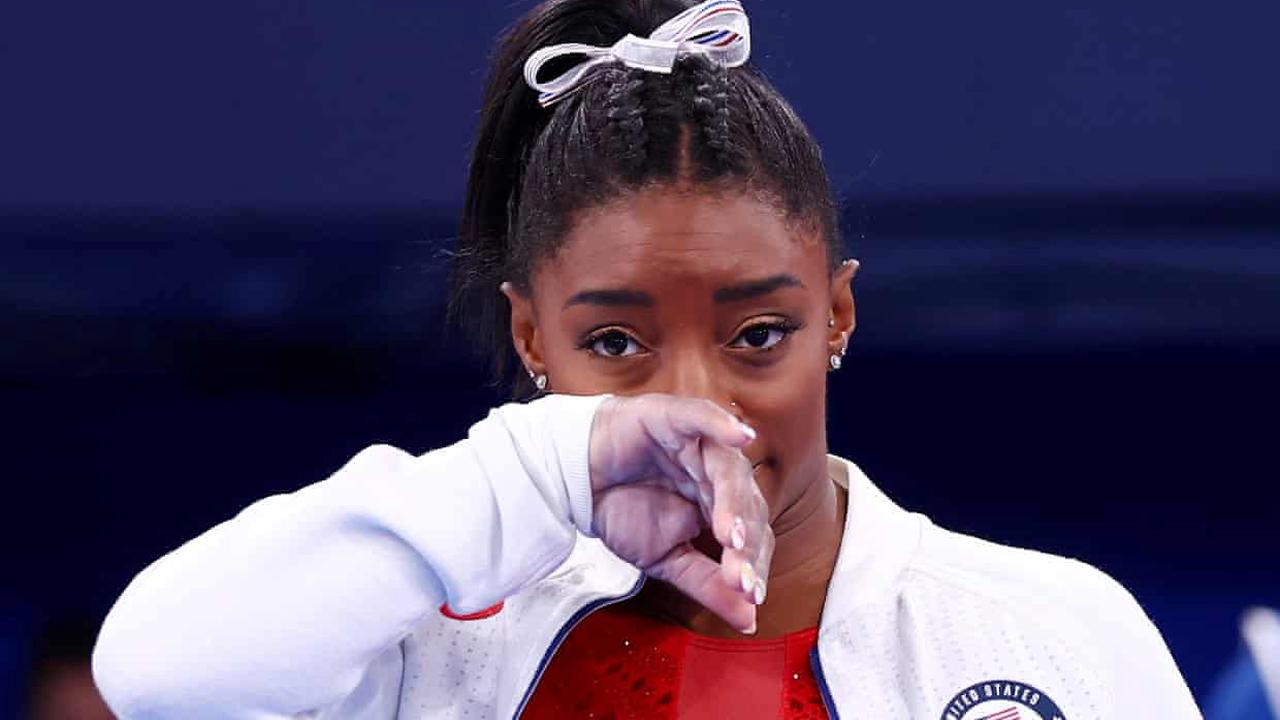 Simone Biles withdraws from Olympics all-around final to focus on mental health