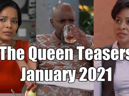 The Queen Tears Of January And Early Ferbury 2021. (Video)