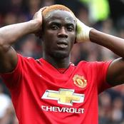 Eric Bailly makes Fun of Maguire's head After Derby Victory.