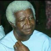 Legendary Actor, Chief Bruno Iwuoha Dies