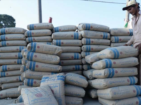 Checkout The Latest Price Of A Bag Of Cement In Nigeria