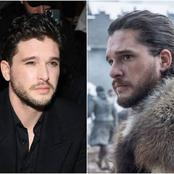 Recent pictures of Jon Snow in game of thrones Tv Shows