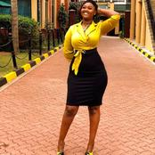 She Is The Most Beautiful Wife, See Nana Owiti's Gorgeous Looks That Everyone Is Talking About