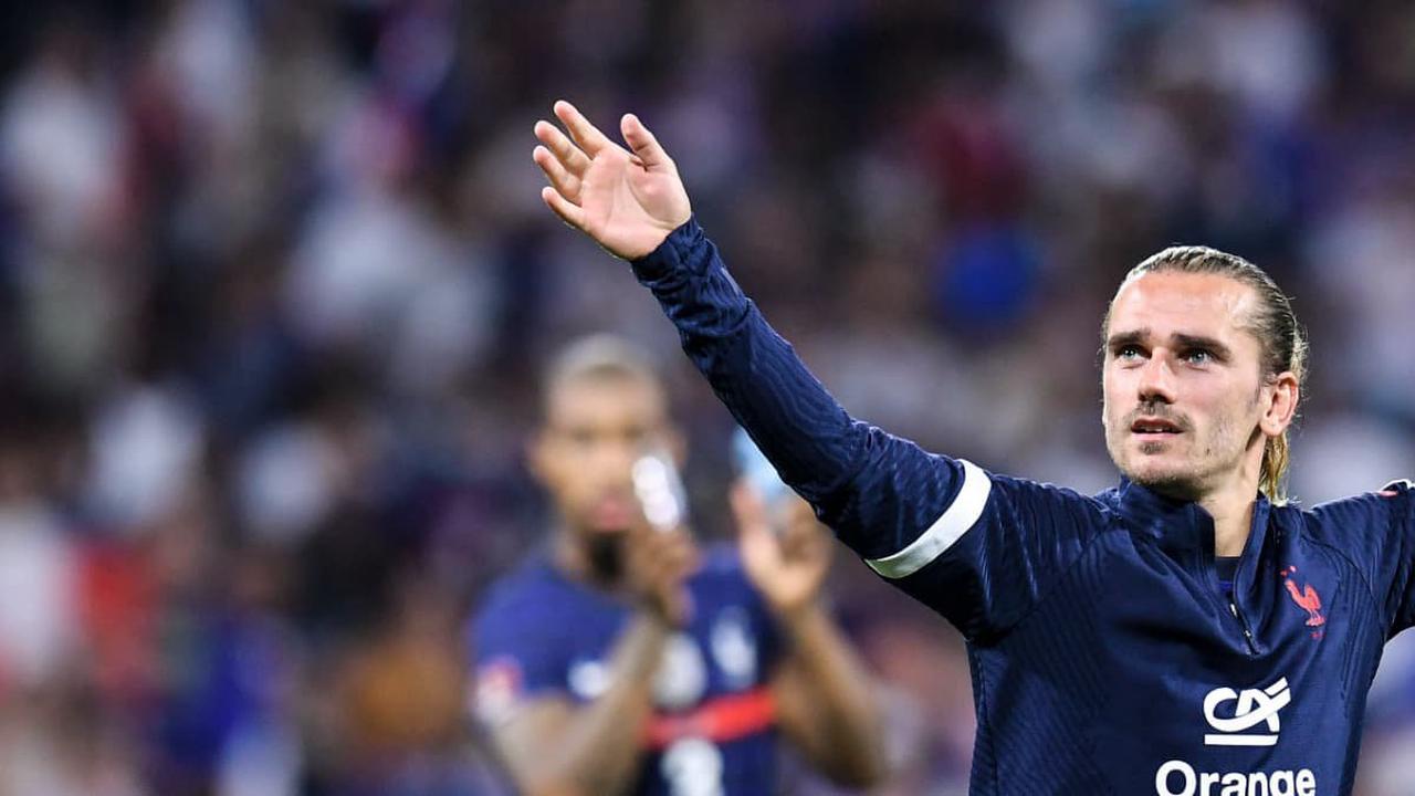 Atlético: Griezmann dit adieu aux cheveux longs et passe chez le coiffeur pour sa présentation