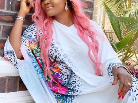 Nollywood Actress Chizzy Alichi Loves Unique Hairstyles. See 20 Pictures Of Her In Cute Hairstyles
